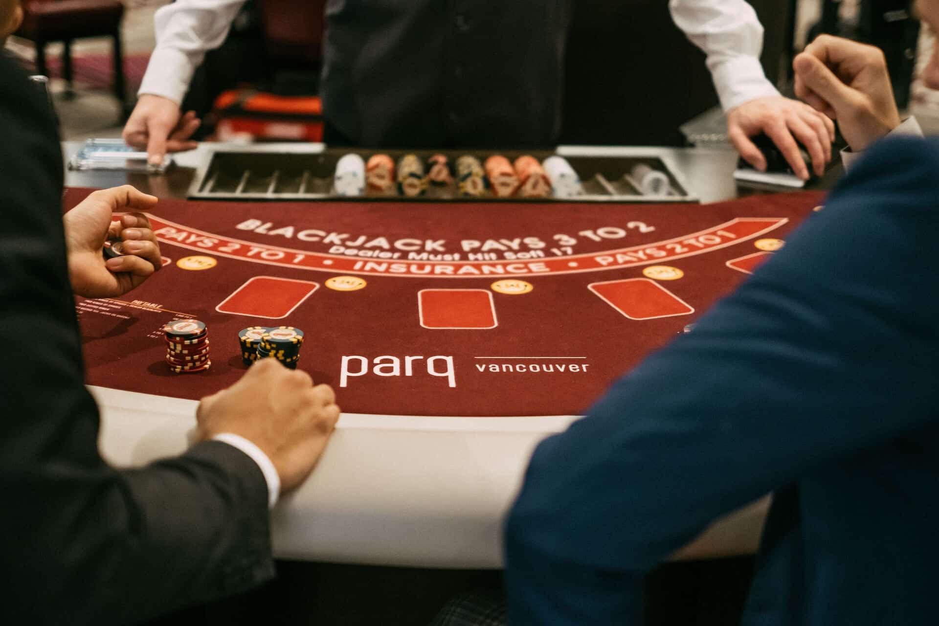 Blackjack Park Casino
