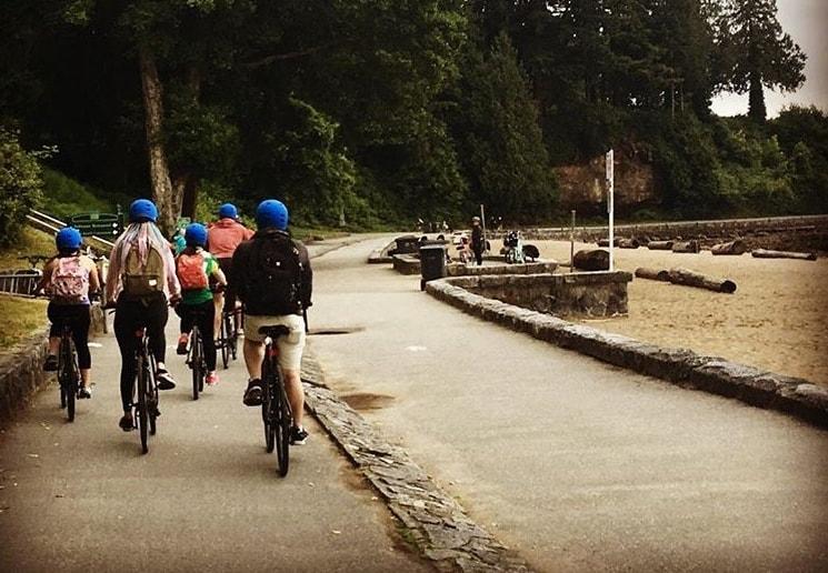 westcoast-sightseeing-bike-rental-vancouver-beach